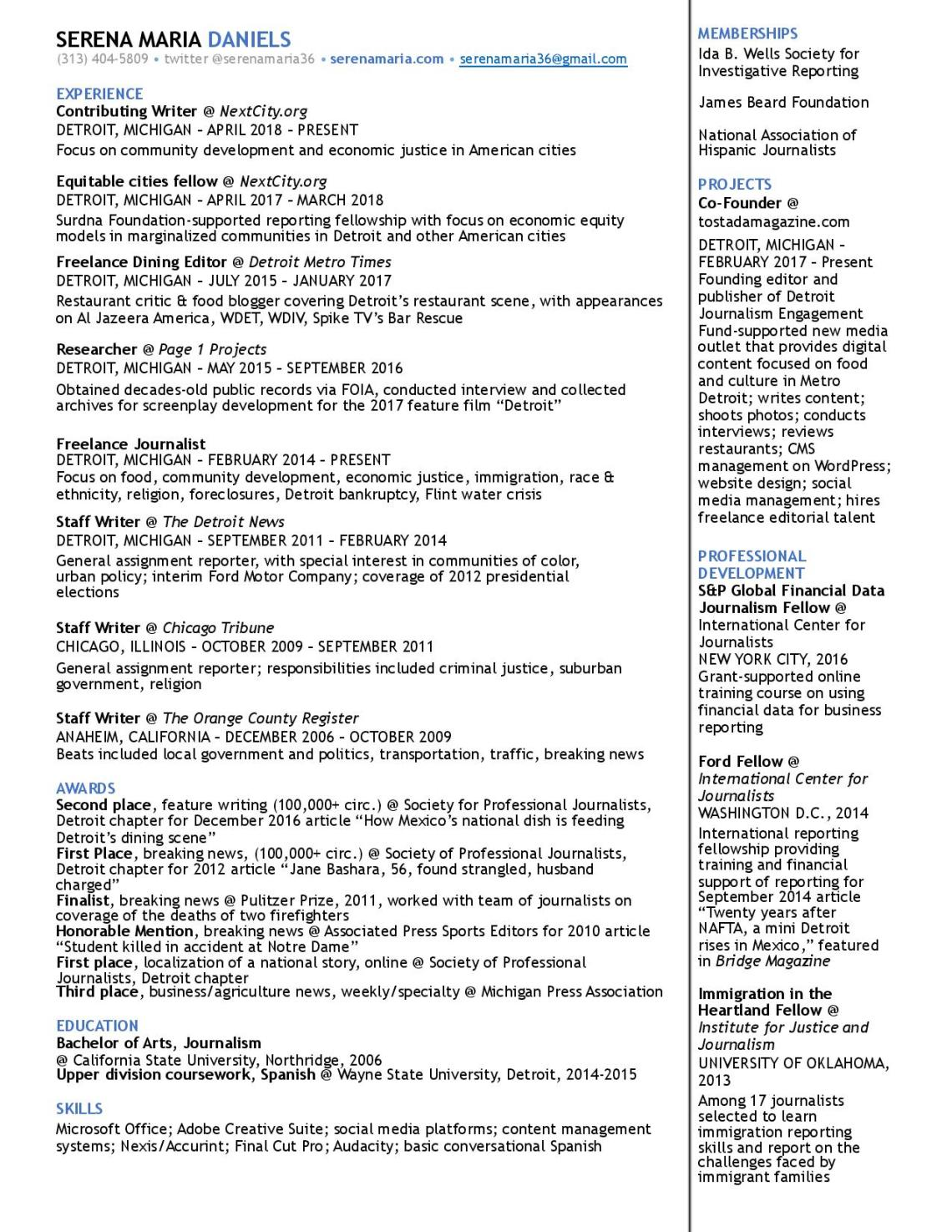SMD Resume two columns 2018-page-001